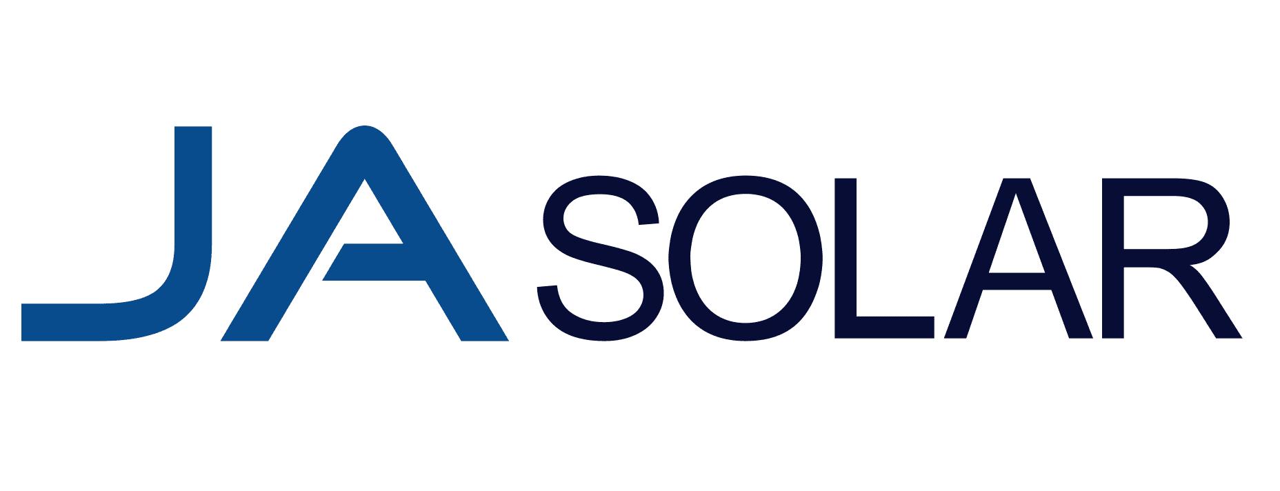 JA-Solar-logo-groot